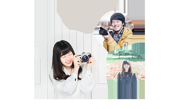 カメラマン指名オプション